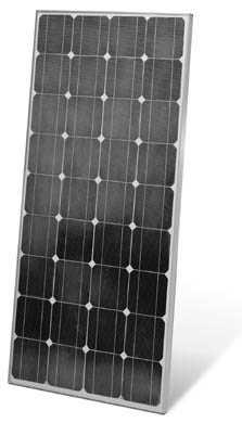 Astropower Ap 110 110w 12v Monocrystalline Module