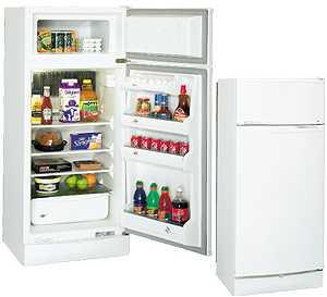 Danby Propane Refrigerator Dpr2262w