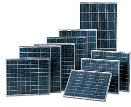 Solar Panels from Kyocera
