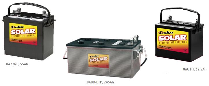 MK AGM Batteries