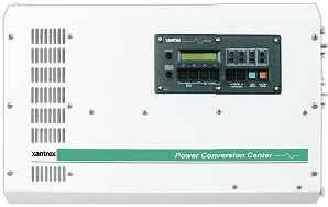 Инвертор бесперебойного питания Xantrex SW - это флагман среди инверторов систем.