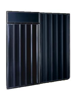 Your Solar Home 1500g Glazed Solar Air Heater 2 Pack Kit