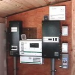 off grid solar components