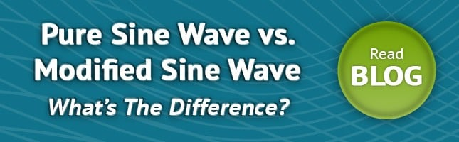 Pure Sine Wave vs. Modified Sine Wave - What's the Difference?