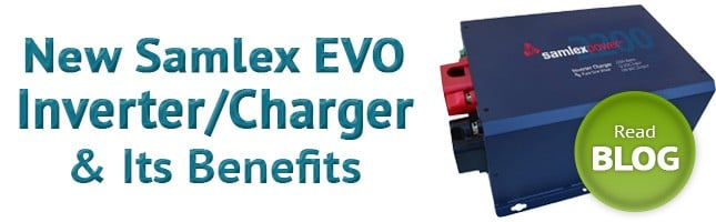 The New Samlex EVO Inverter Charger and Its Benefits