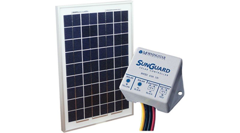 Off-Grid-altE-10W-Panel-with-Sunguard-45A-PWM-Charge-Controller-Kit-from-altEstore.com_