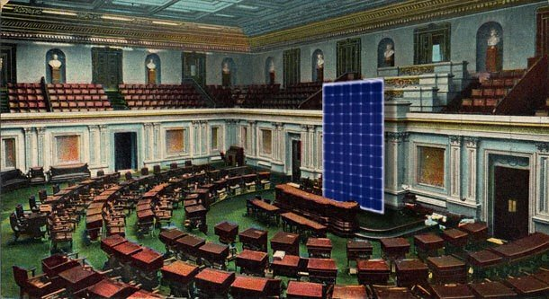 US Solar Industry, Politics and the US Senate