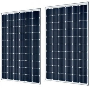 Comparison of SolarWorld Solar Panels with 3 busbar and 5 busbar
