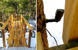 DC-lighting-at-solar-powered-treehouse