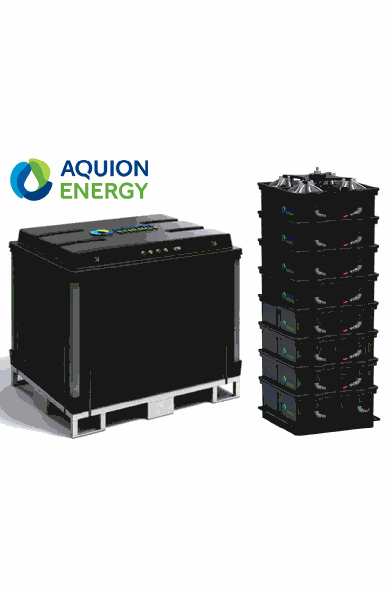 Aquion Salt Water Battery Module At Altestore Google