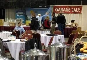altE Garage Sale at the altE 2016 Solar Installer Conference
