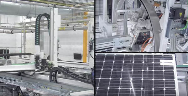 SolarWord advanced automation in manufacturing