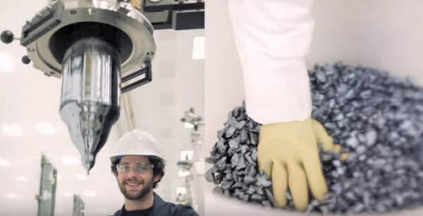 SolarWorld producing silicon ingots