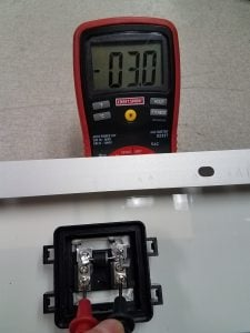 Figuring Out Where Plus And Minus Are On Solar Panels