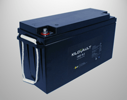 KiloVault Solar Battery