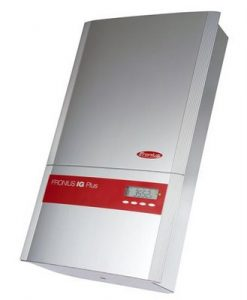 Image of a Grid-Tie Inverter