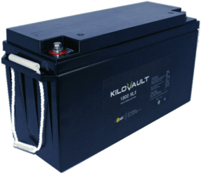 KiloVault HLX1800 deep cycle lithium ion battery