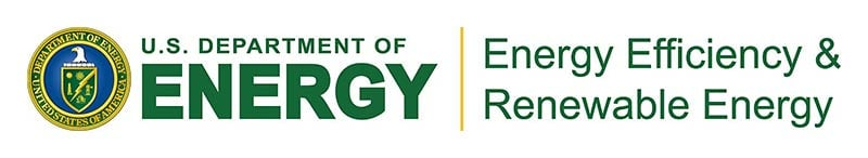 U.S. Department of Energy Office of Energy Efficiency and Renewable Energy logo