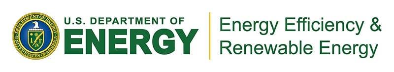 U.S. Department of Energy Office of Energy Efficiency and Renewable Energy logo