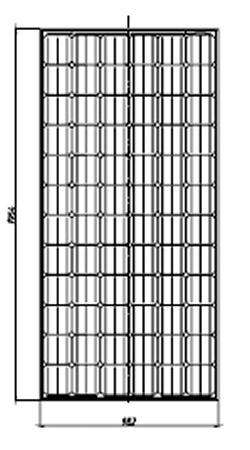 Canadian Solar Cs6x 300p 300 Watt Poly Solar Panel