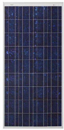 BP Solar BP3125J 125 watt, 12 volt solar panel
