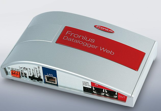 fronius datalogger web 2 with wlan features. Black Bedroom Furniture Sets. Home Design Ideas