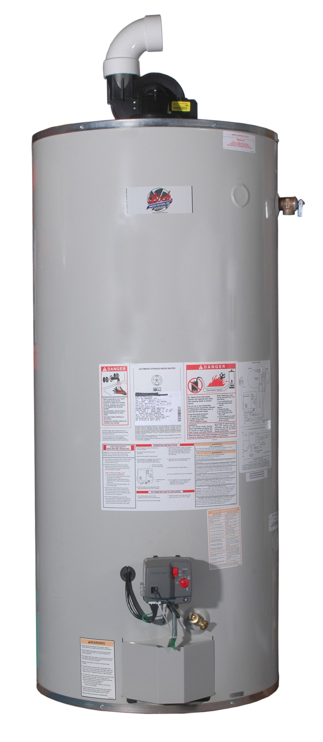 Natural Gas Power Direct Vent Tankless Water Heater