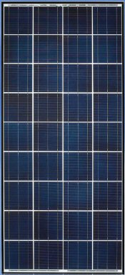 Kyocera Kd140sx Ufbs 140w 12v Solar Panel With J Box