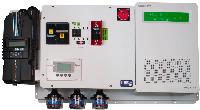 sistemas solares hìbridos: MNSW 4048 Sistema precableado