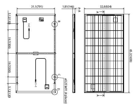 Compare Solar Panels - SolarDesignTool