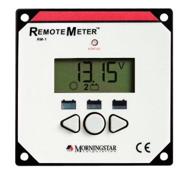 Morningstar Remote Meter