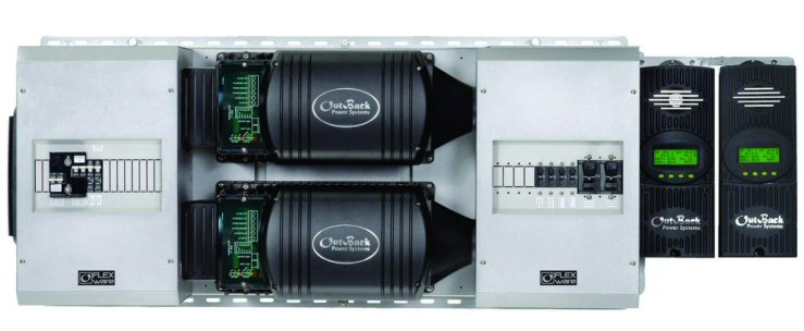 Outback Flexware Power Panel