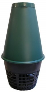 Greencone composter digester