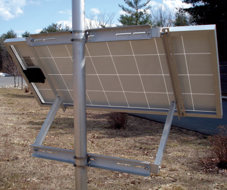 Solar Energy Installation Panel Wattsun Solar Trackers