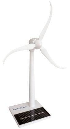 Southwest Wind Power Solar Powered Mini Skystream Model