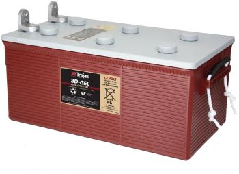 Trojan 8d Gel Deep Cycle Gel Battery