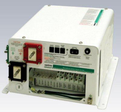 Xantrex 2000w Rv 2012gs 12v Inverter W Gen Start