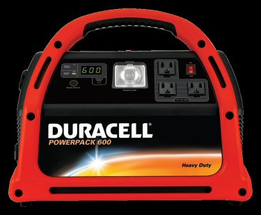 Duracell 600 power pack