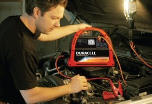 Duracell Powerpack 600 Backup Unit