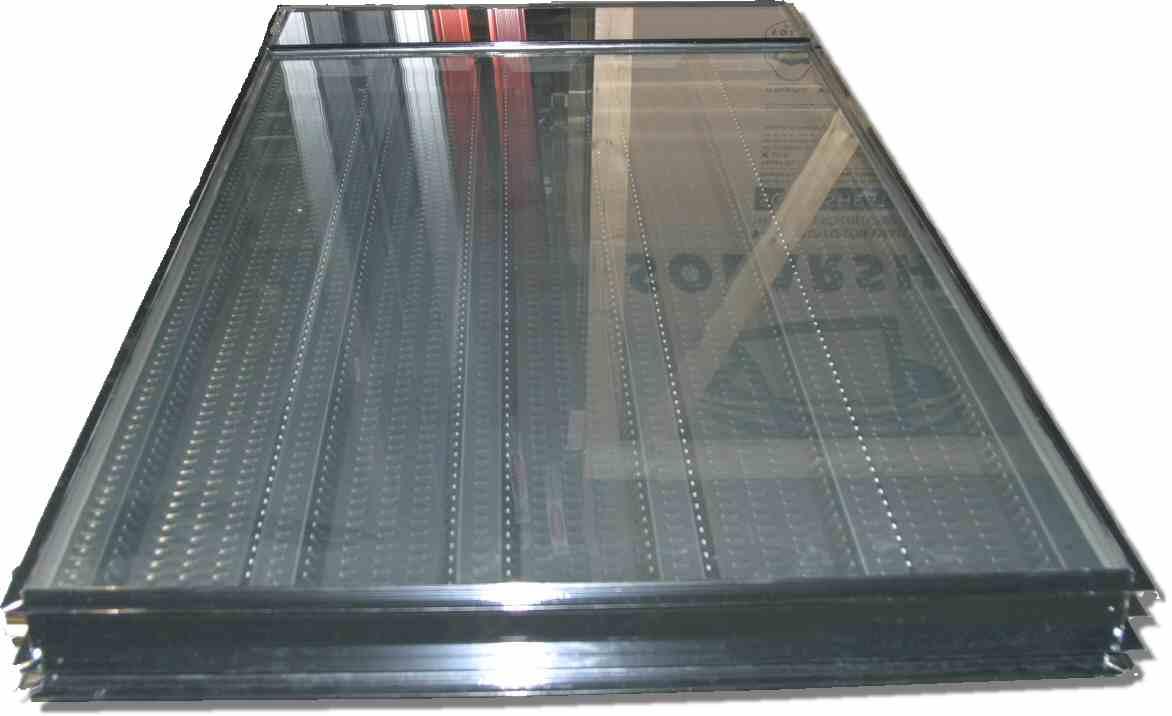 Your Solar Home 1500g Glazed Solar Air Heater