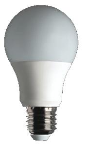 an LED bulb