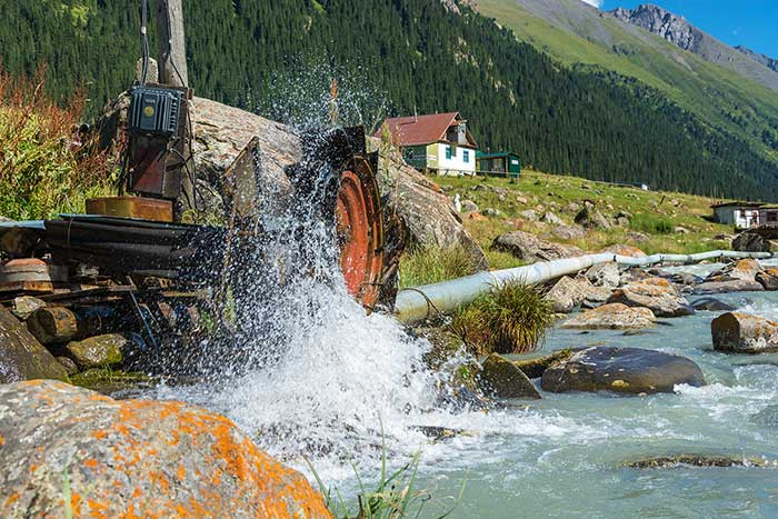 Micro Hydro Power Systems Overview