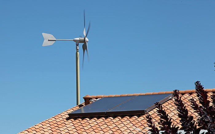 A Primer on Small Wind Turbines