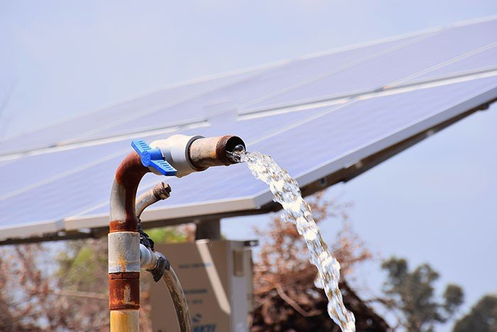 Solar Water Pumping: A Practical Introduction