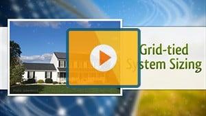 Grid-Tied Solar System Design