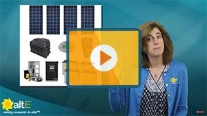 Off-Grid Solar System Design