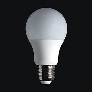 an energy efficient LED bulb