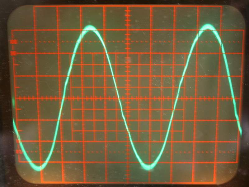 Low Wattage Sine Wave
