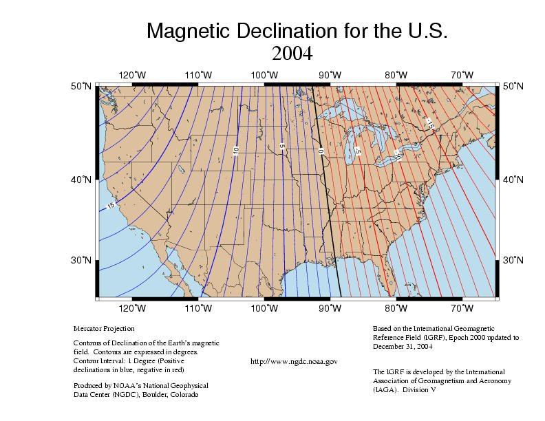 Magnetic Declination: Finding True South | altE