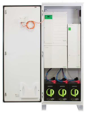 AccESS Power Unit with Schneider Electric